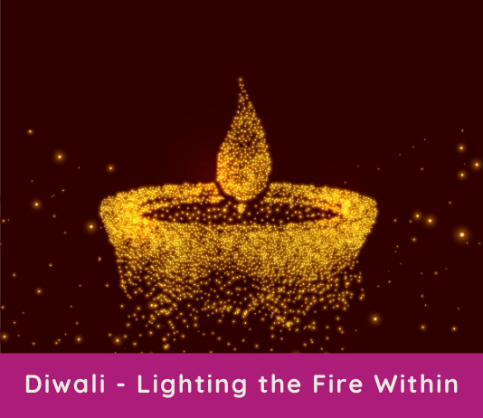 Diwali- Lighting the Fire Within, Official Diwali 2021