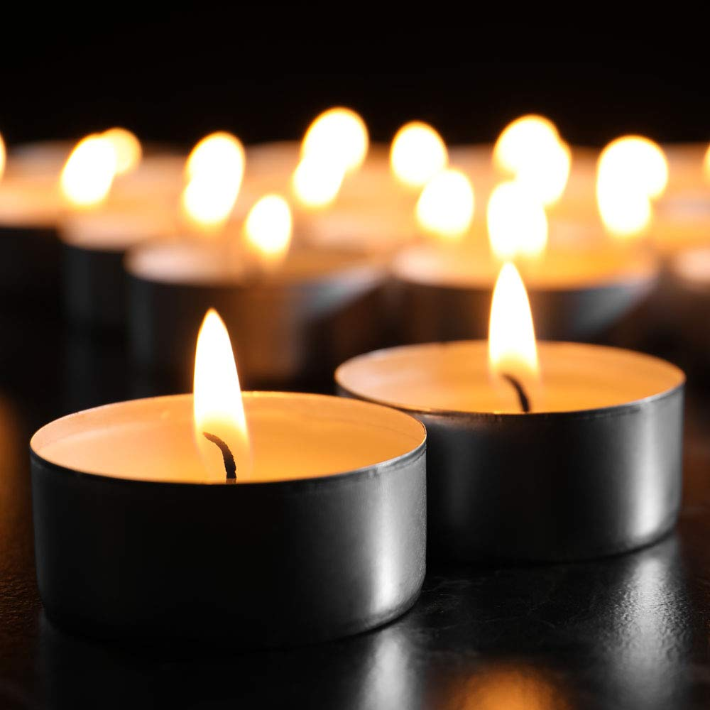 Nanki Trades Giant Wax Tealight Candles