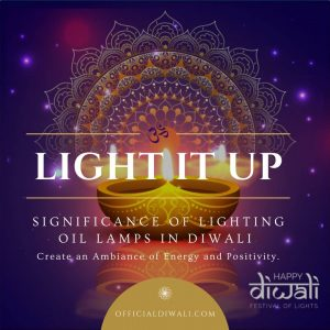 The Significance of Lighting Oil Lamps in Diwali 2020