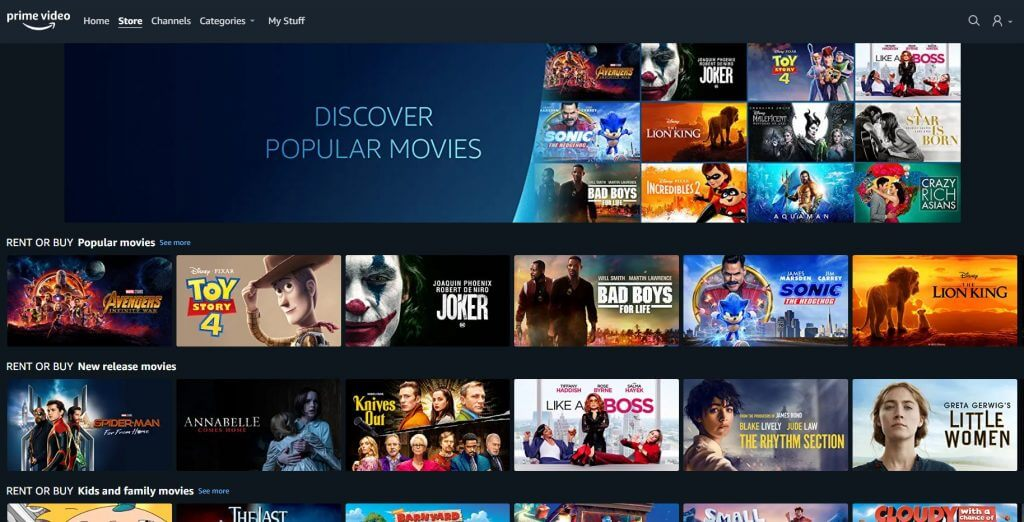 Amazon Prime Video - Watch Movies & TV Shows Online