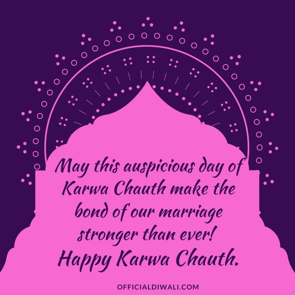 Happy Karwa Chauth officialdiwali.com