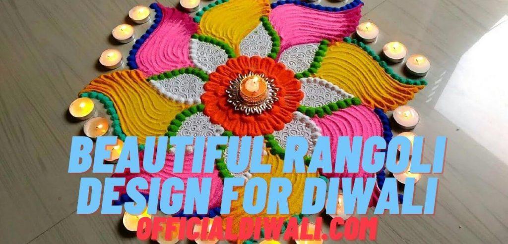 Beautiful Rangoli Design For Diwali officialdiwali.com google