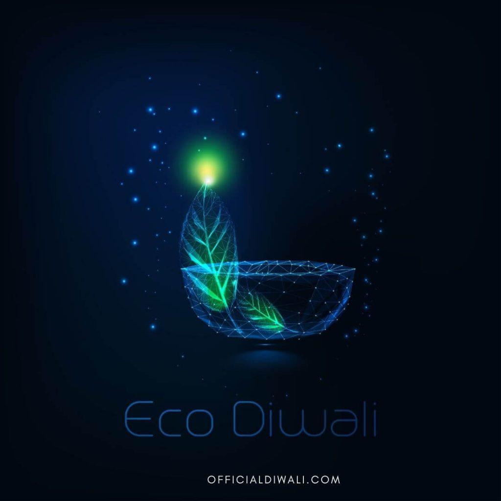 Happy Eco Friendly wishes officialdiwali.com