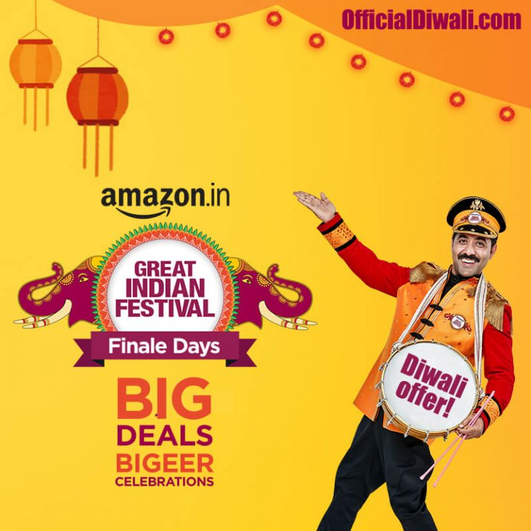 Hurry up guy's! Amazon Great Indian Festival Final Days are going on